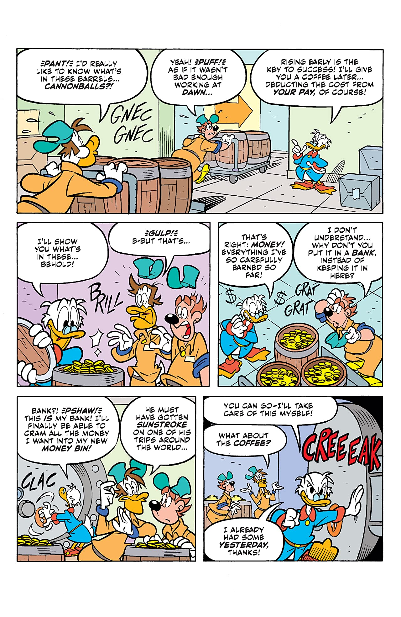 Uncle Scrooge #47