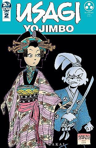 Usagi Yojimbo (2019-) No.2