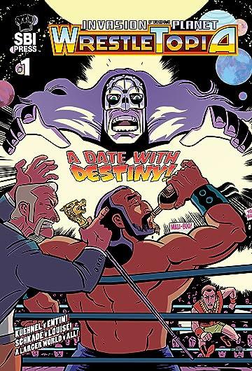 Invasion from Planet Wrestletopia #1