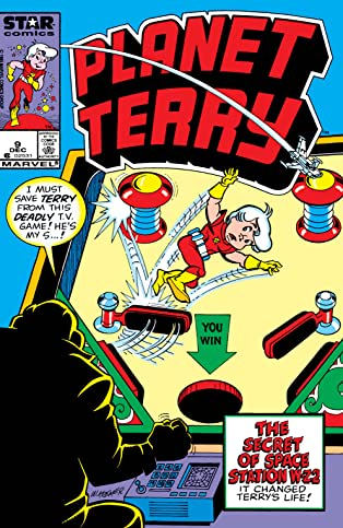 Planet Terry (1985-1986) #9