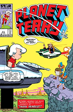 Planet Terry (1985-1986) #11