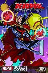 Deadpool: The Gauntlet Infinite Comic #9
