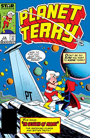 Planet Terry (1985-1986) #12