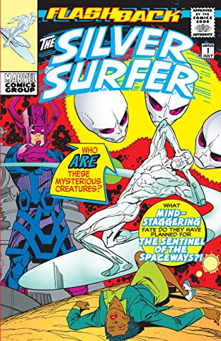 Silver Surfer (1987-1998) No.-1