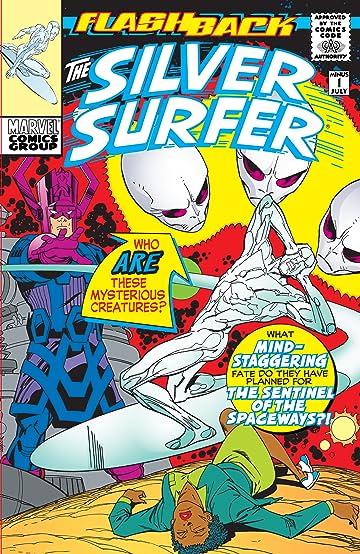 Silver Surfer (1987-1998) #-1