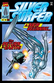 Silver Surfer (1987-1998) #123