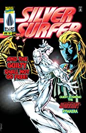 Silver Surfer (1987-1998) #124