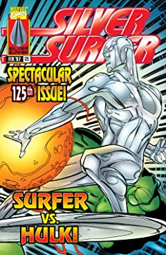 Silver Surfer (1987-1998) #125