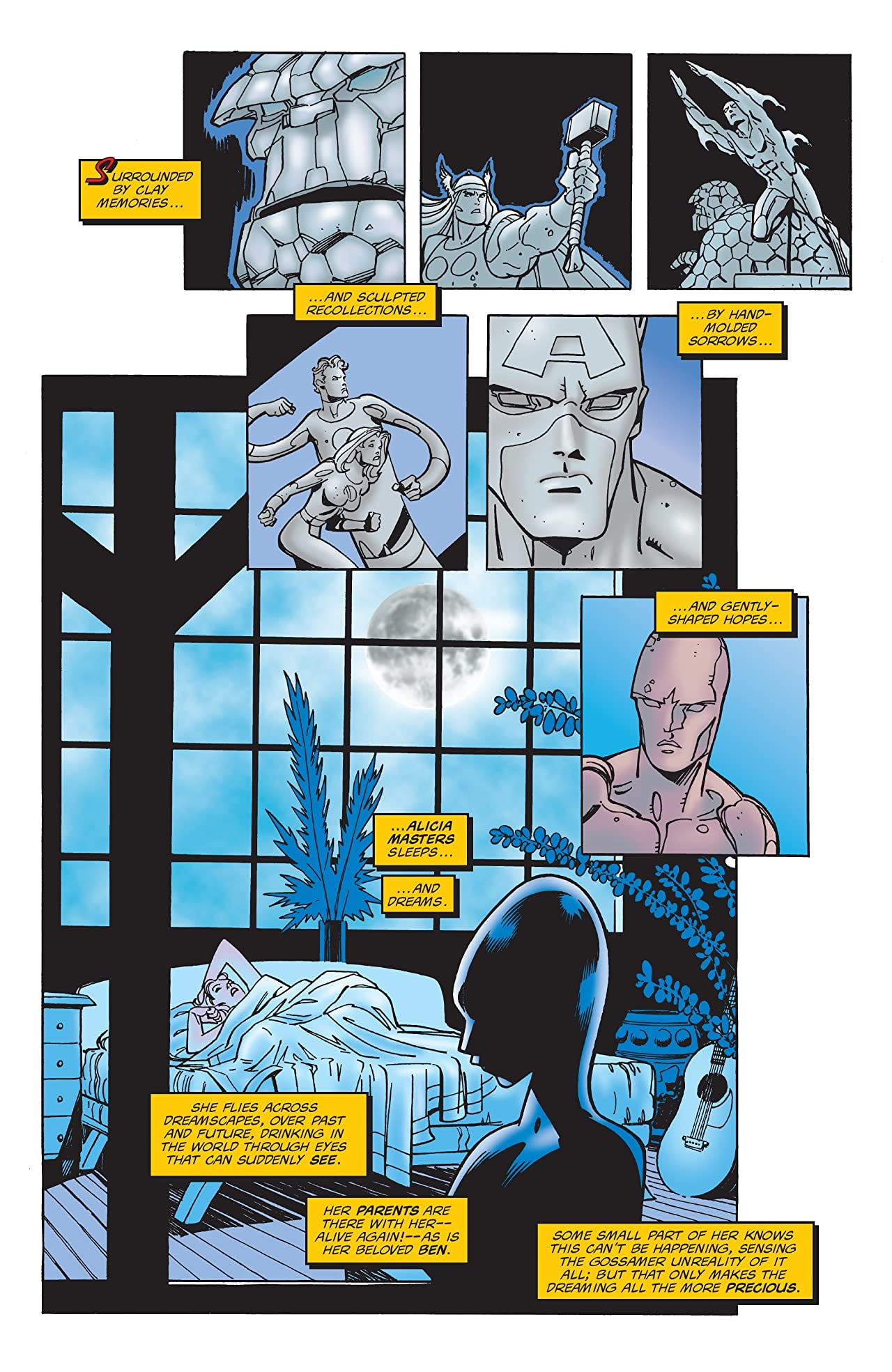 Silver Surfer (1987-1998) #126