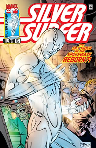Silver Surfer (1987-1998) #127