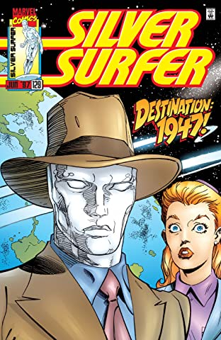 Silver Surfer (1987-1998) #129