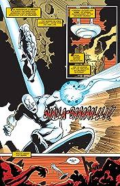 Silver Surfer (1987-1998) #130