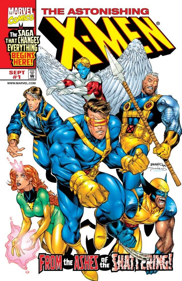 Astonishing X-Men (1999) #1