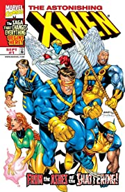 Astonishing X-Men (1999) No.1