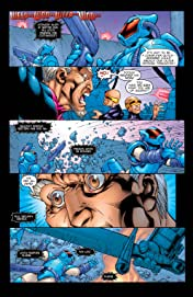 Astonishing X-Men (1999) #1