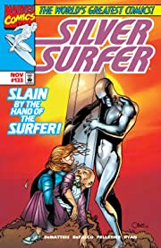 Silver Surfer (1987-1998) #133