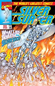 Silver Surfer (1987-1998) #134