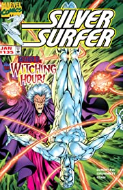 Silver Surfer (1987-1998) #135