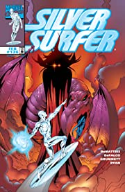Silver Surfer (1987-1998) #136