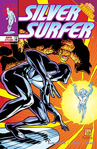 Silver Surfer (1987-1998) #138