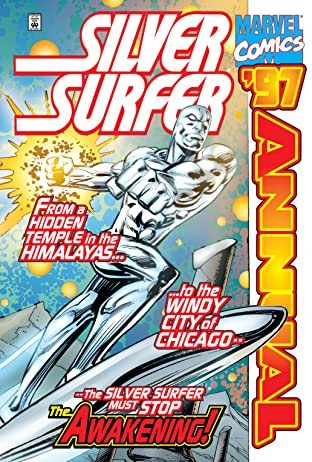 Silver Surfer Annual '97 #1