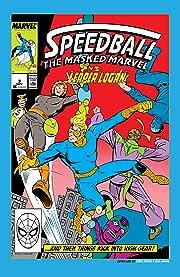 Speedball (1988-1989) #3