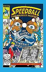 Speedball (1988-1989) #4