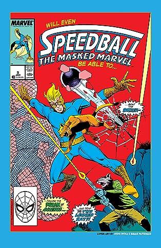 Speedball (1988-1989) #5