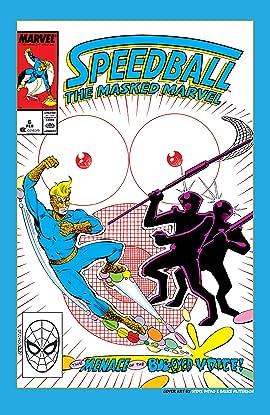 Speedball (1988-1989) #6