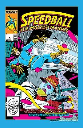 Speedball (1988-1989) #7