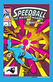 Speedball (1988-1989) #8