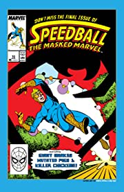 Speedball (1988-1989) #10