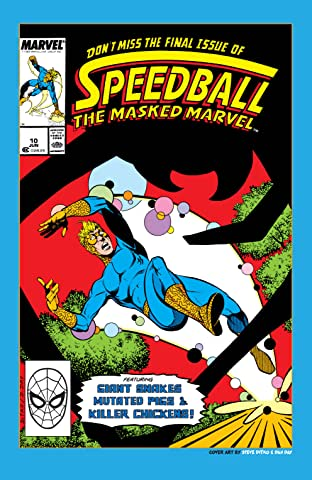Speedball (1988-1989) #10