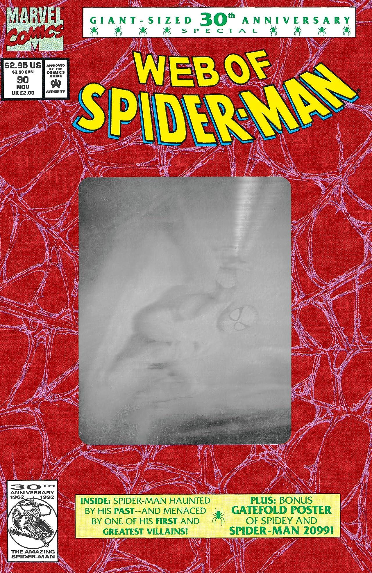 Web of Spider-Man (1985-1995) #90