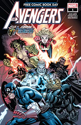 Free Comic Book Day 2019 (Avengers/Savage Avengers) No.1