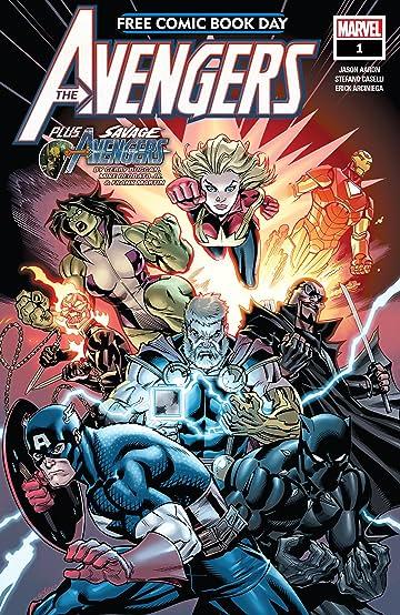 Free Comic Book Day 2019 (Avengers/Savage Avengers) No.1