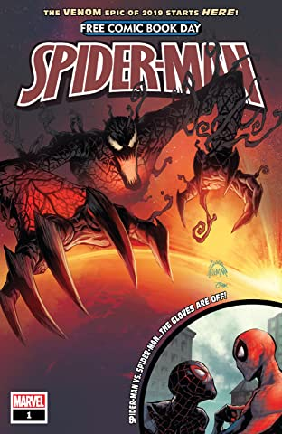 Free Comic Book Day 2019 (Spider-Man/Venom) No.1