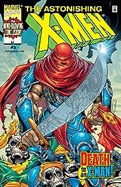 Astonishing X-Men (1999) #3