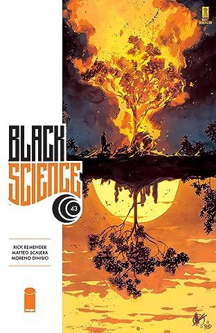 Black Science No.43
