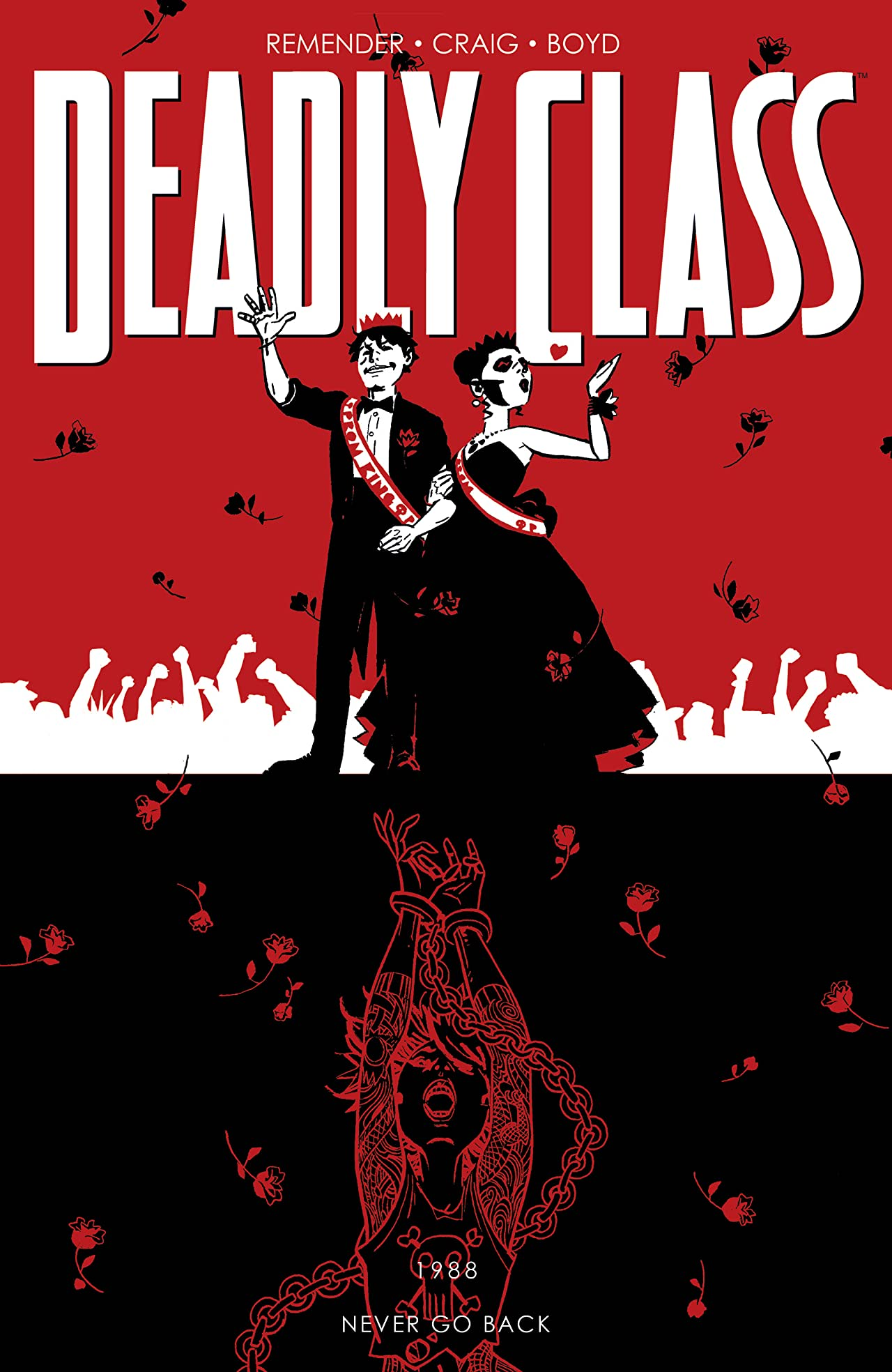 Deadly Class Tome 8: Never Go Back