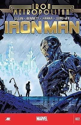 Iron Man (2012-2014) #22
