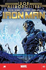 Iron Man (2012-) #22