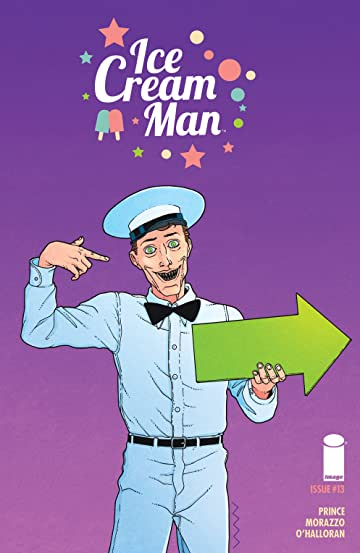 Ice Cream Man #13