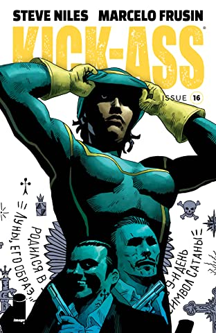 Kick-Ass No.16
