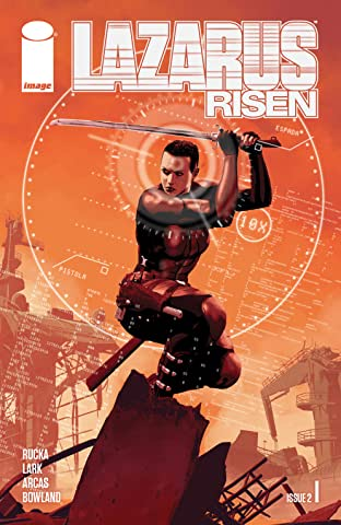 Lazarus: Risen #2