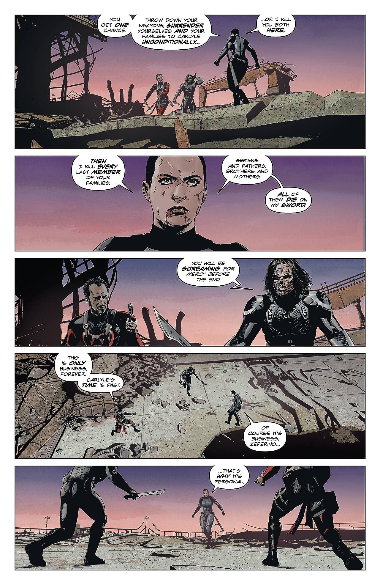 Lazarus: Risen #2