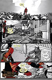 Night of the Living Deadpool #4 (of 4)