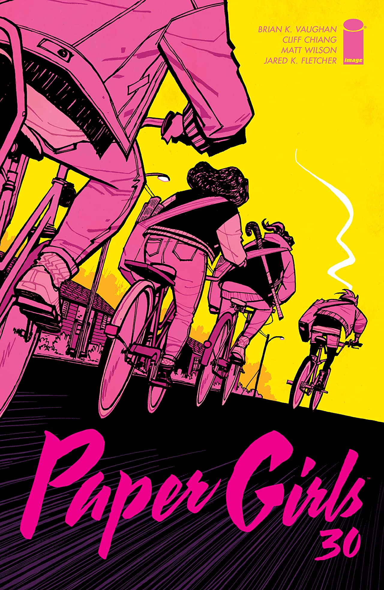Paper Girls No.30