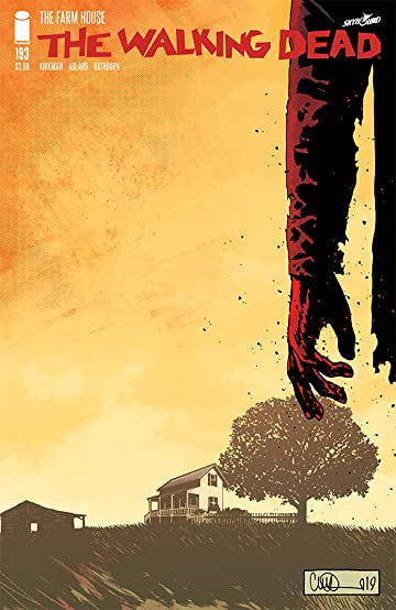 The Walking Dead No.193