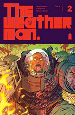 The Weatherman Vol. 2 #2